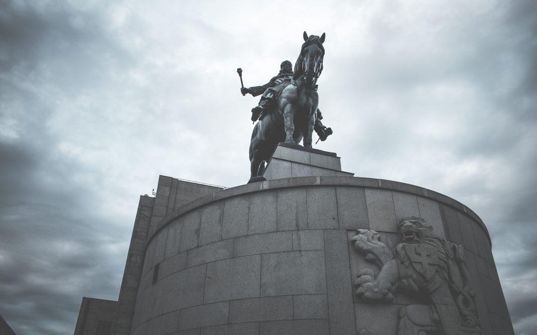 На холм Витков к памятнику отваги и не только